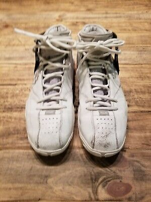 Reebok  Hoops Basketball Shoes V53983 Size 11 Red WHITE