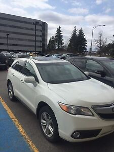 Acura RDX Tech 2015 reprise location Incitatif 3000$