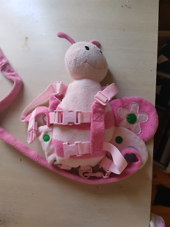 Girls safety harness