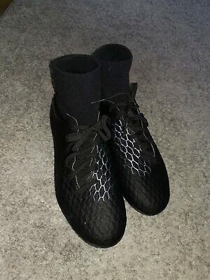 Nike hypervenom phantom Black AG