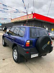 TOYOTA RAV4 • 4x4 •••RWC & REGO••• 4 NEW TYRES & 170,000 KM ONLY Dandenong Greater Dandenong Preview