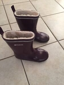 Tretorn Rain Boots with soft lining