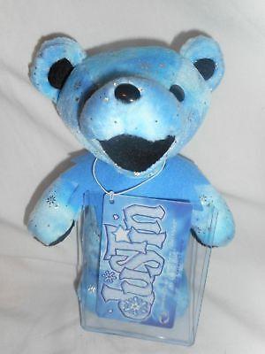 DUSTIN ED 11 Grateful Dead Dancing Bean/Beanie Bear - Grateful Dead Dancing Bear