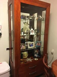Glass display cabinet Dandenong North Greater Dandenong Preview