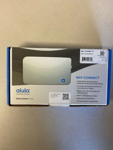 Alula Universal BAT-CONNECT-V Tri-Path (Verizon LTE/Ethernet/WiFi) Comunicator.