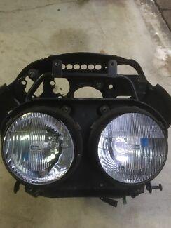 TRIUMPH TIGER 900 , 2000 model