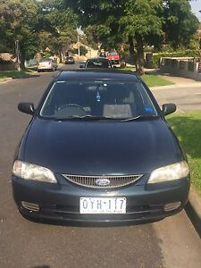 1998 Ford Laser Bentleigh East Glen Eira Area Preview