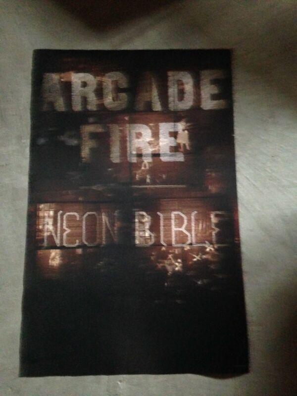 """Arcade Fire - Neon Bible 24"""" x 36"""" poster"""