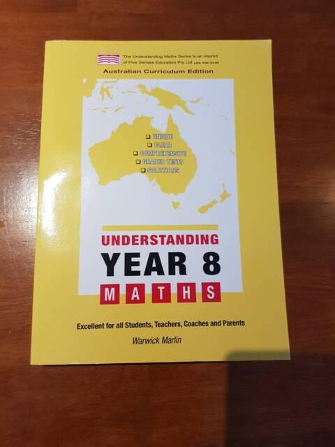 Understanding Year 8 Maths - Australian Curriculum Edition