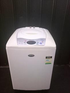 8kg NEC millennium top loader washing machine