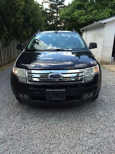 REDUCED 2008 FORD EDGE