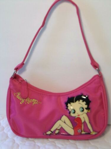 New King Syndicate 2006 Betty Boop Pink Purse