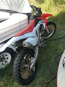 Crf250 Minnie Water Clarence Valley Preview