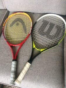 Raquette de tennis neuve!