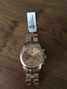 American Eagle Ladies Rose Gold coloured watch