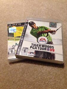 2 Golf PS3 games