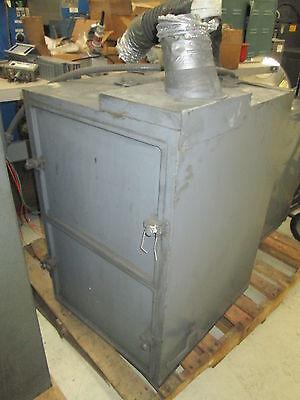 Donaldson Torit Dustcollector Wdoerr 12hp Electric Motor 208-220440volt 3ph