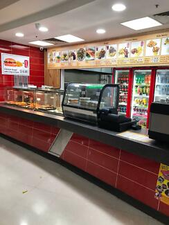 Takeaway Burger/Chicken shop