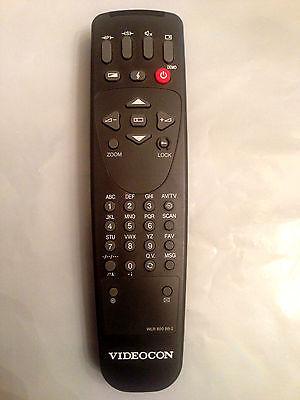 Videocon Wlr 800 B9 2 Remote Control