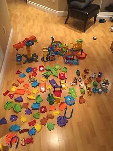 VTech Go Go Sets and Vehicles