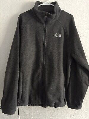 The North Face Fleece Jacket Men's Grey XL