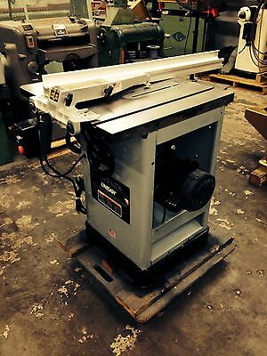 Delta Uni-saw 10 Tablesaw New Bearing Belts In Arbor