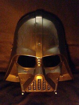 STAR WARS Rogue One DARTH VADER Children's Costume Fantasy Play Mask](Darth Vader Mask Kids)
