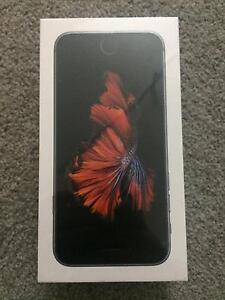 APPLE IPHONE 6s BRAND NEW SEALED 16GB SPACE GREY Tempe Marrickville Area Preview