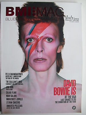 DAVID BOWIE July 2013 BMI: MAG BLUE MARLIN IBIZA FELIX BAUMGARTNER CALCIANTI - %24_1