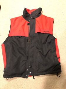 Curling Vest Jacket