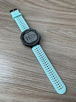 Garmin Forerunner 235 GPS Running Watch & Activity Tracker - Frost Blue