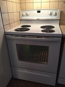 Electric stove oven