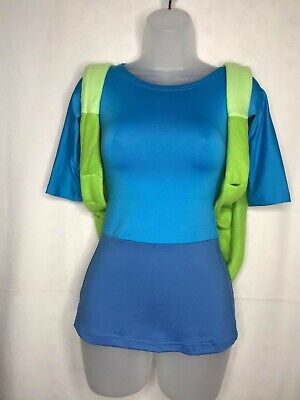 Girls Adventure Time Fiona  Costume Dress Size Small 4-6