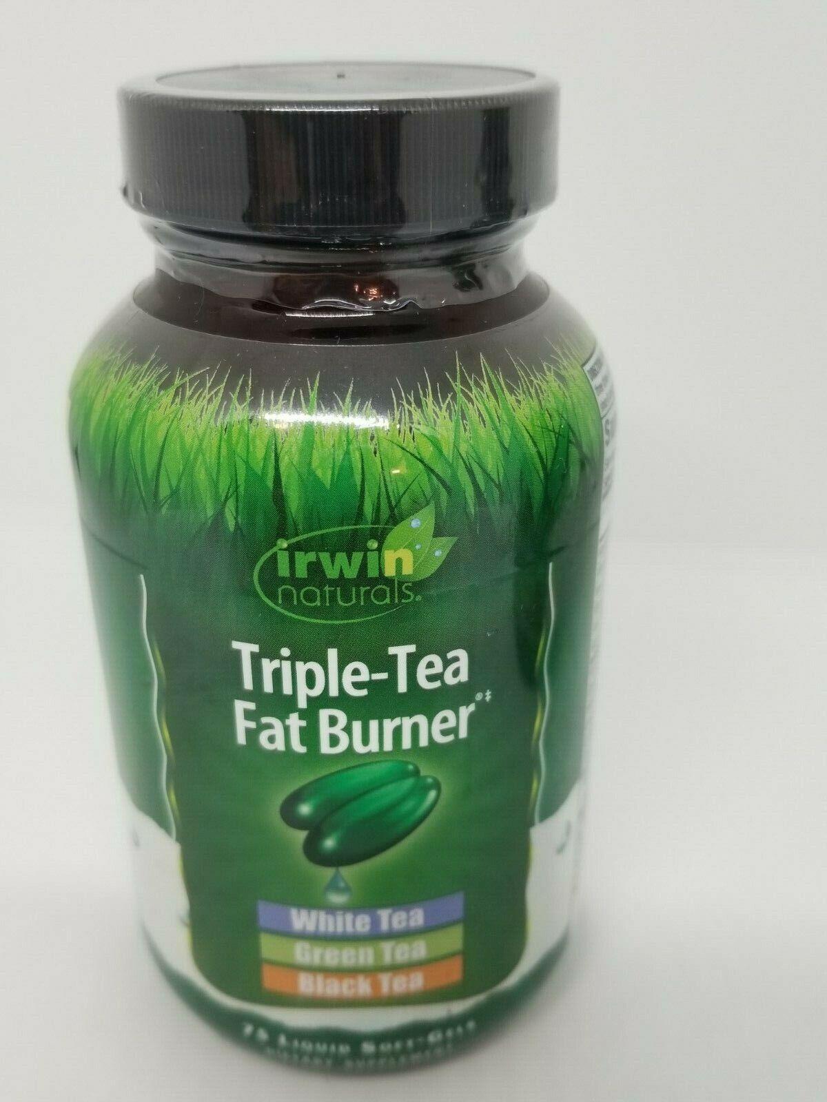 Irwin Naturals Green Tea Fat Metabolizer Diet Supplement, 75
