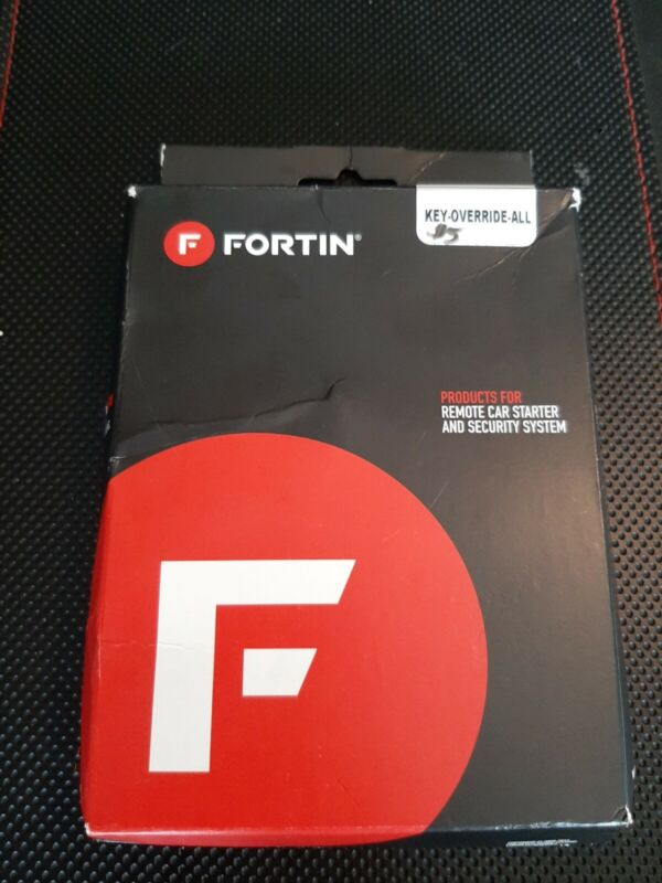 Fortin KEY-OVERRIDE-ALL - Multi Vehicle Encrypted Key Transponder Bypass Module