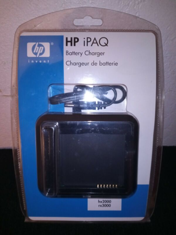 HP iPAQ External Battery Charger  HX2000  RX3000 Factory Sealed