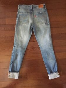 Levi 721 High Rise Skinny Jeans Size 27
