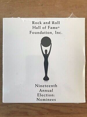 Rock And Roll Hall of Fame 19th Induction cd NEW 2004 TRAFFIC/Prince/Sex