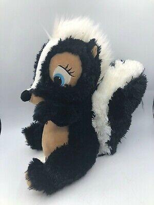 Official Disney Store Flower Bambi Skunk Plush Kids Soft Stuffed Toy Animal