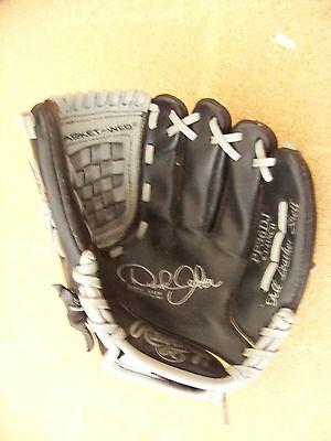 "Derek Jeter Autograph Model Rawlings Leather mitt glove PP36DJ 9-1/2"" NY Yankees"