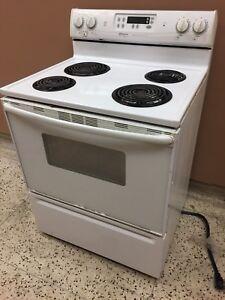 Cuisinière livrée stove +delivery