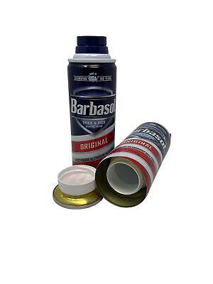 Shaving Cream Diversion Safe Stash Can Hidden Compartment Container  - $15.99