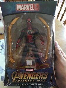 Marvel Legends Iron Spider KNOCK OFF with Mechanical Arms