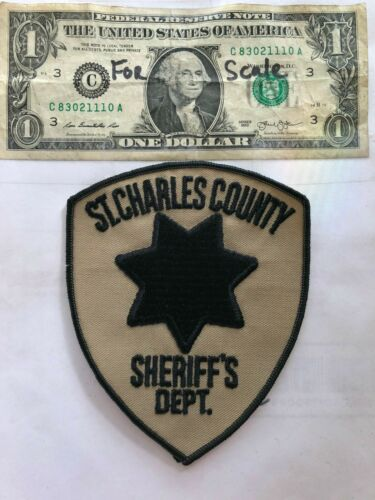 St.Charles County Missouri Police Patch (Sheriff