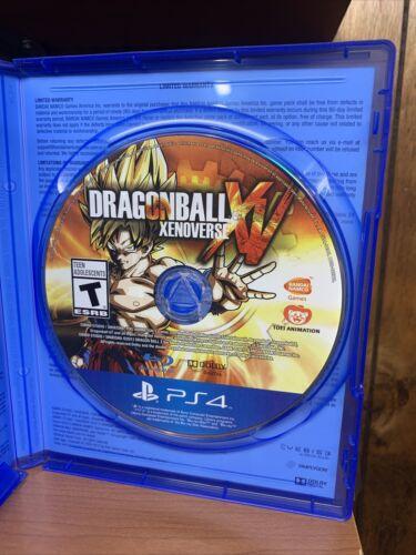 PS4 DRAGONBALL XENOVERSE XV - PlayStation 4 Free Shipping Very Good - $14.84