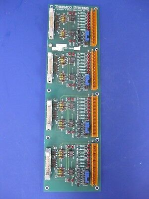 Thermco 161840-001 Pcb Assembly Used