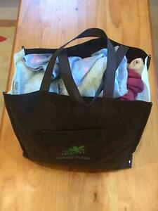 A bag of Near-new, Cotton Clothes for Baby Girl