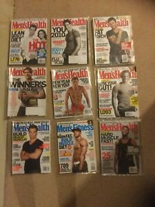 Fitness & Car Books & Magazines For Sale - Must Sell