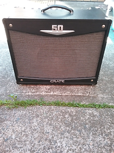 50 watt Valve Guitar Amp Doonside Blacktown Area Preview