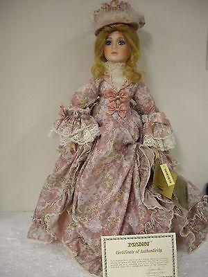 "A Connoisseur Collection-Seymour Mann, 20"" Inch Doll"
